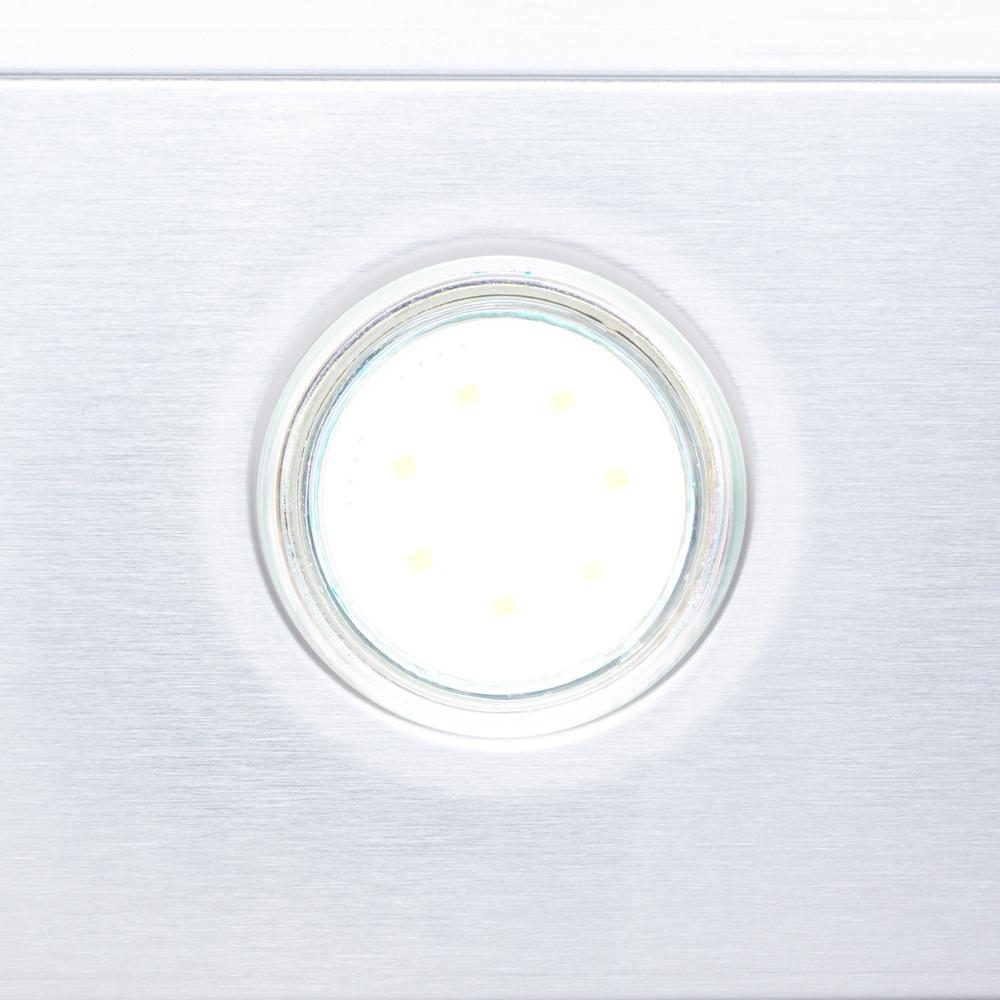 Hood decorative T-shaped Perfelli TS 6322 I/BL LED