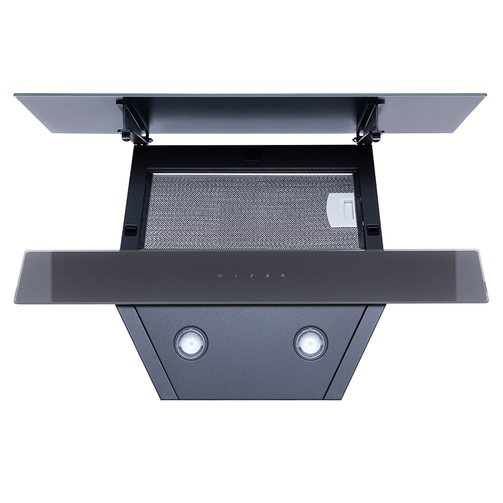 Decorative Incline Hood Perfelli DNS 6252 D 700 SG LED