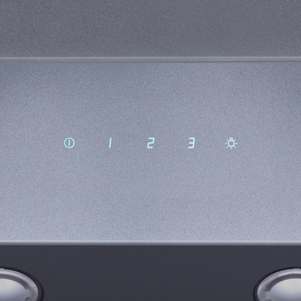 Decorative Incline Hood Perfelli DNS 5252 D 700 SG LED
