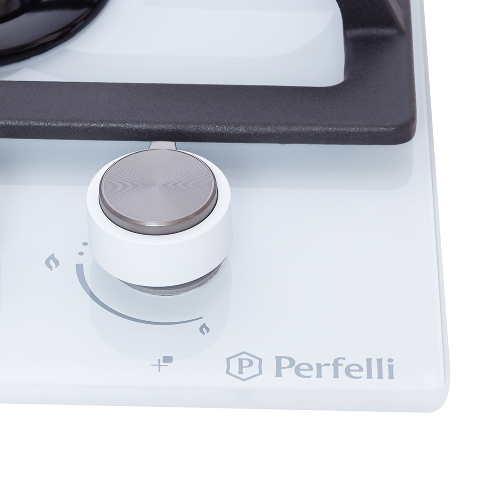 Gas Surface On Glass Perfelli HGG 61664 WH