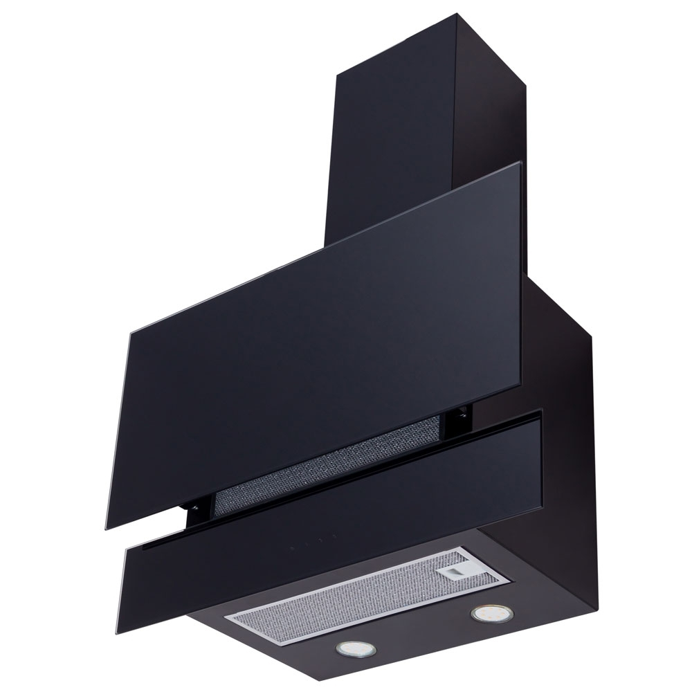 Decorative Incline Hood Perfelli DNS 6602 BL LED