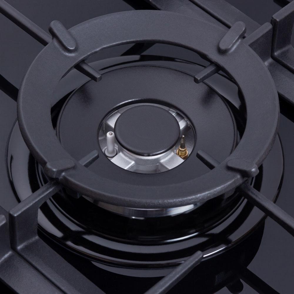 Поверхня газова на металі Perfelli HGG 71624 BL