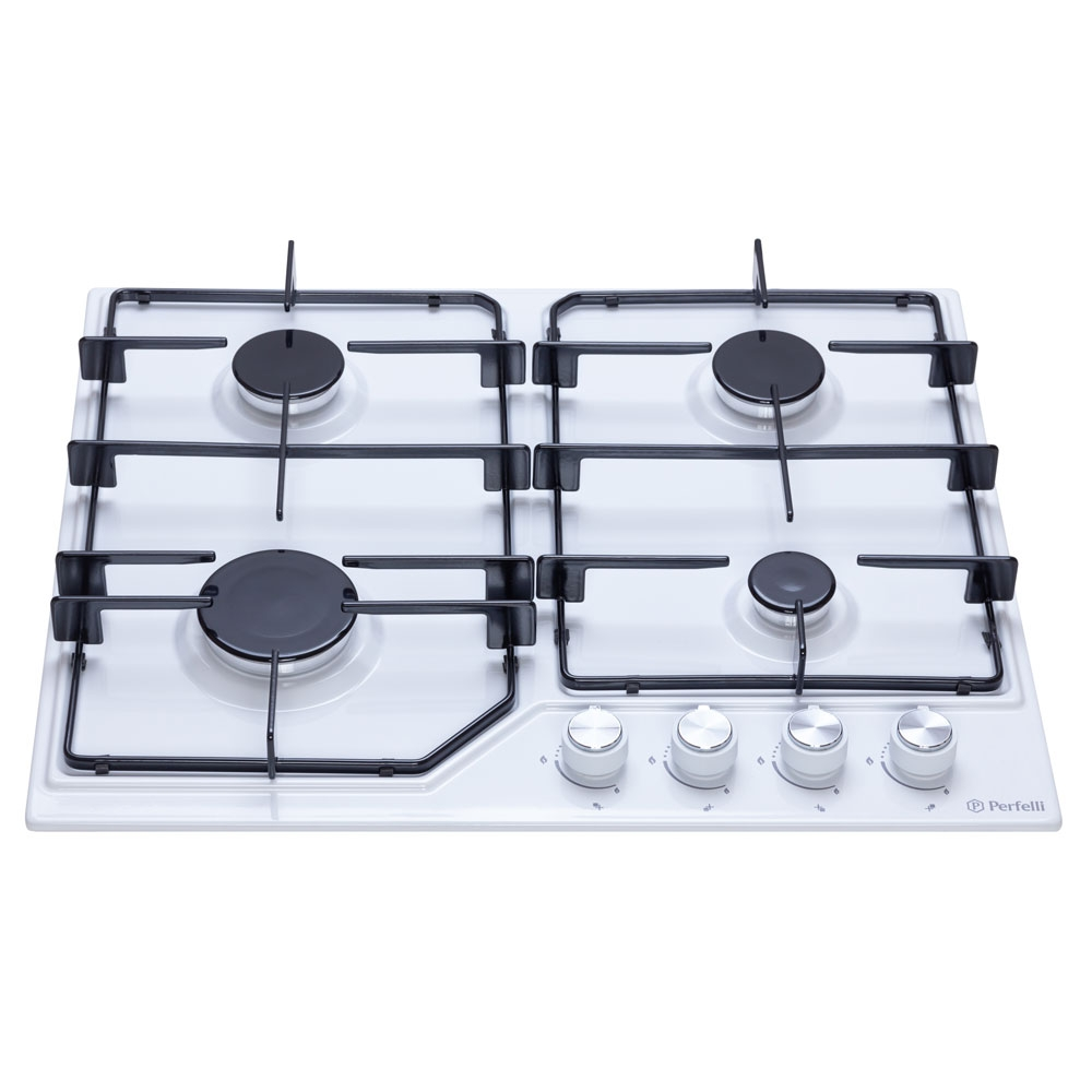 Gas Surface On Metal Perfelli HGM 61414 WH