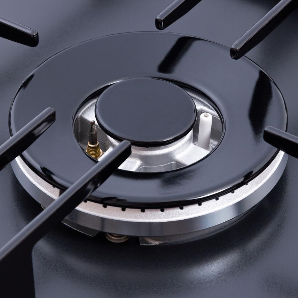 Поверхня газова на металі Perfelli HGM 61614 BL