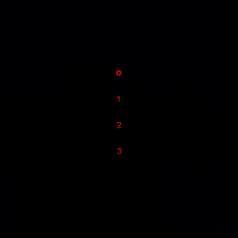 Decorative Incline Hood Perfelli DNS 6842 BL LED