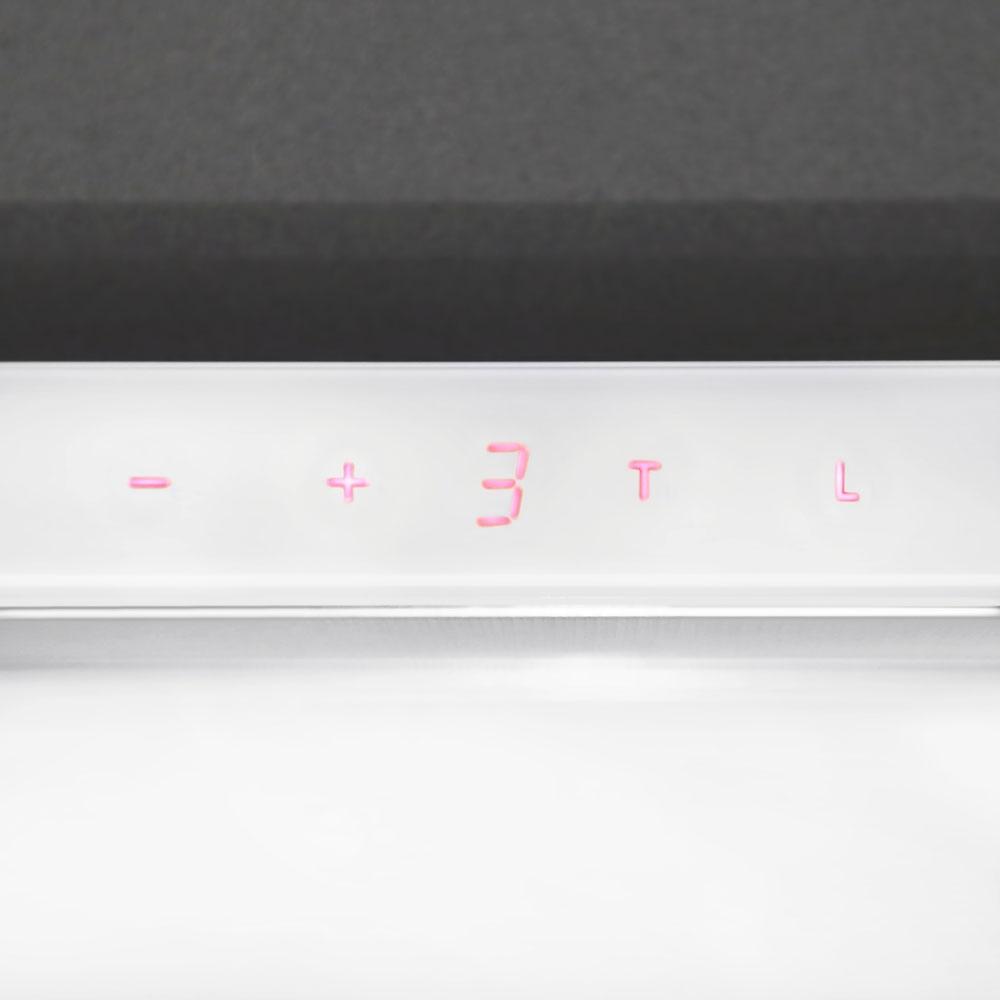 Витяжка телескопічна Perfelli TLS 6632 W LED