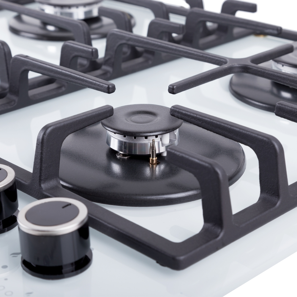 Gas Surface On Glass Perfelli HGG 61623 WH