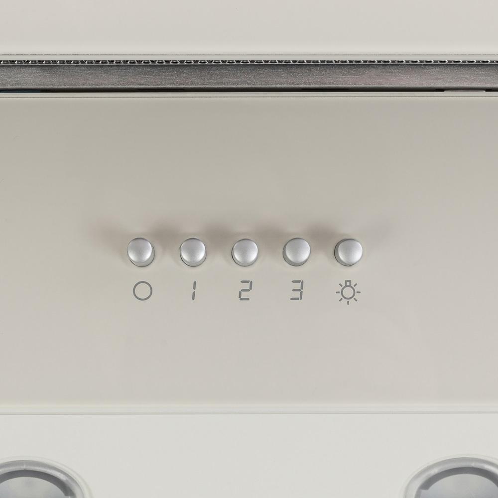 Decorative Incline Hood Perfelli DN 6452 D 850 IV LED