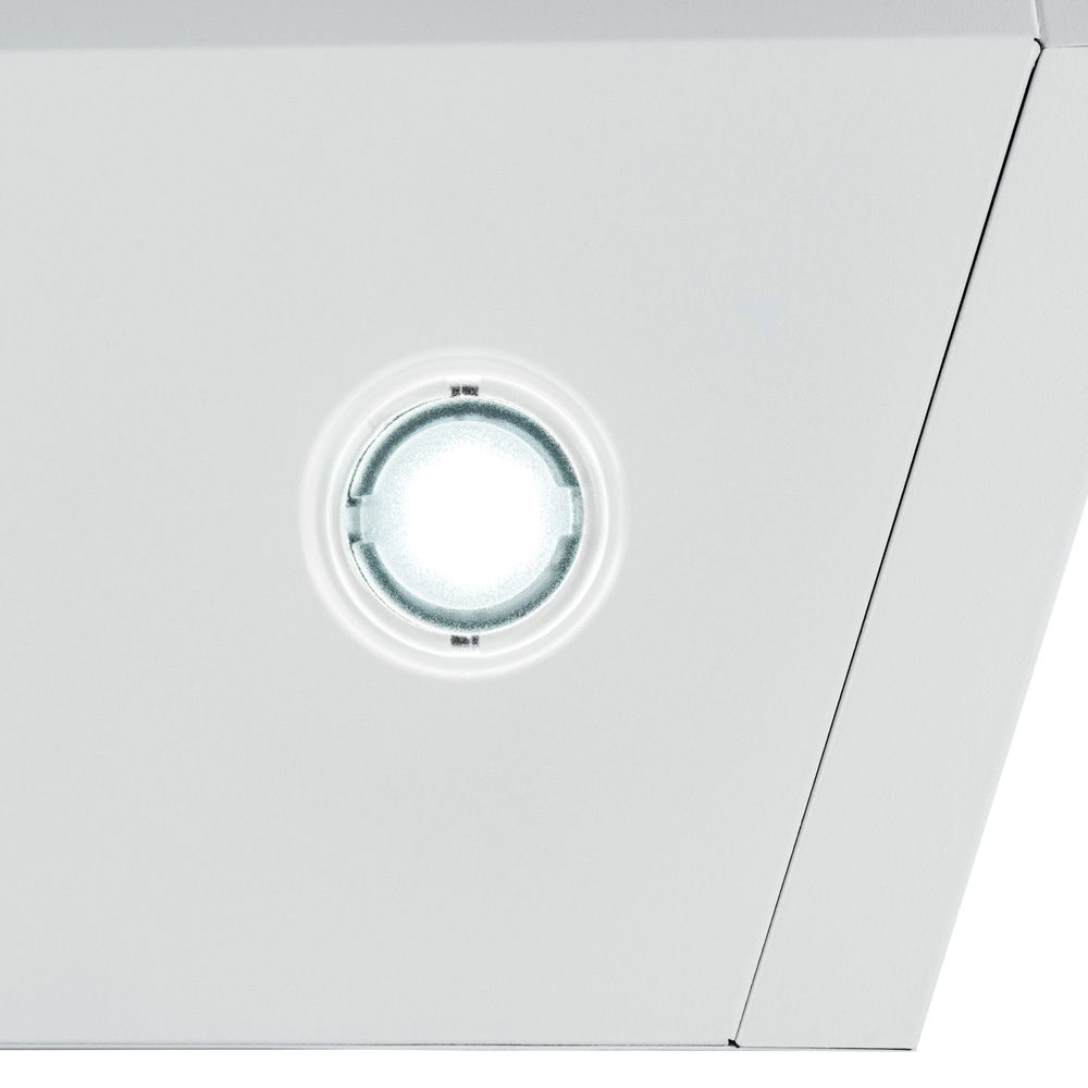 Decorative Incline Hood Perfelli DN 6422 D 850 WH LED