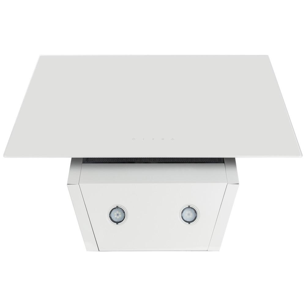 Decorative Incline Hood Perfelli DNS 6422 D 850 WH LED