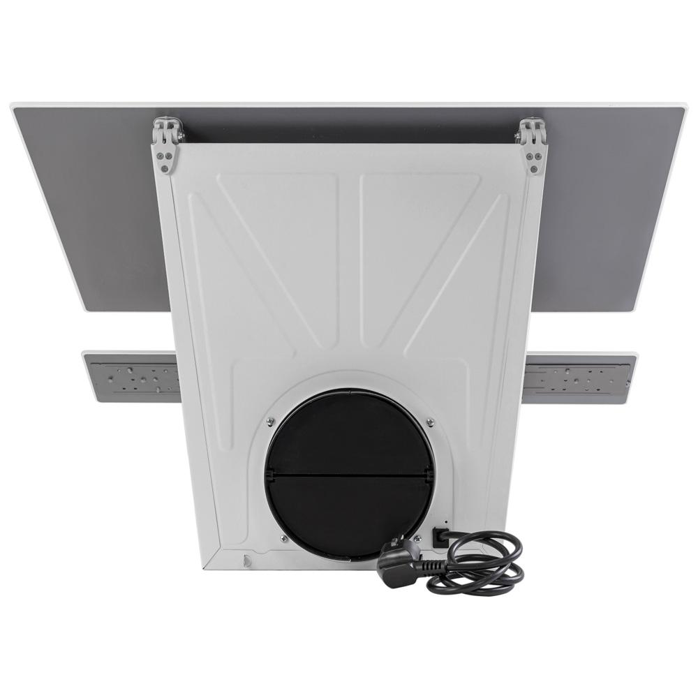 Decorative Incline Hood Perfelli DNS 6452 D 850 WH LED