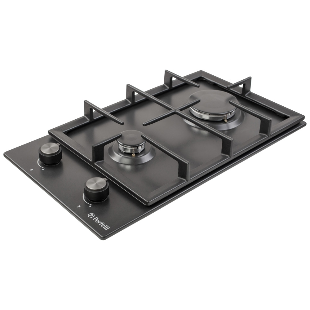 Gas Surface Domino On Metal Perfelli HGM 31424 BL