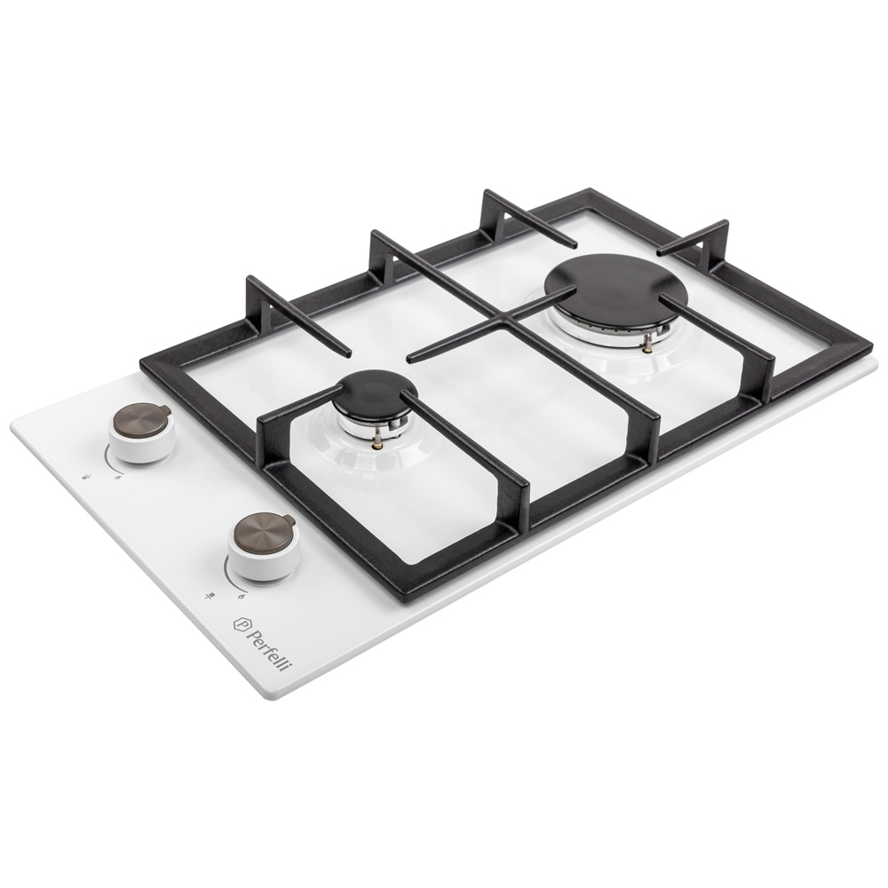 Gas Surface Domino On Metal Perfelli HGM 31424 WH