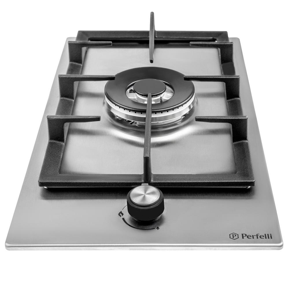Поверхня газова Domino на металі Perfelli HGM 31404 I