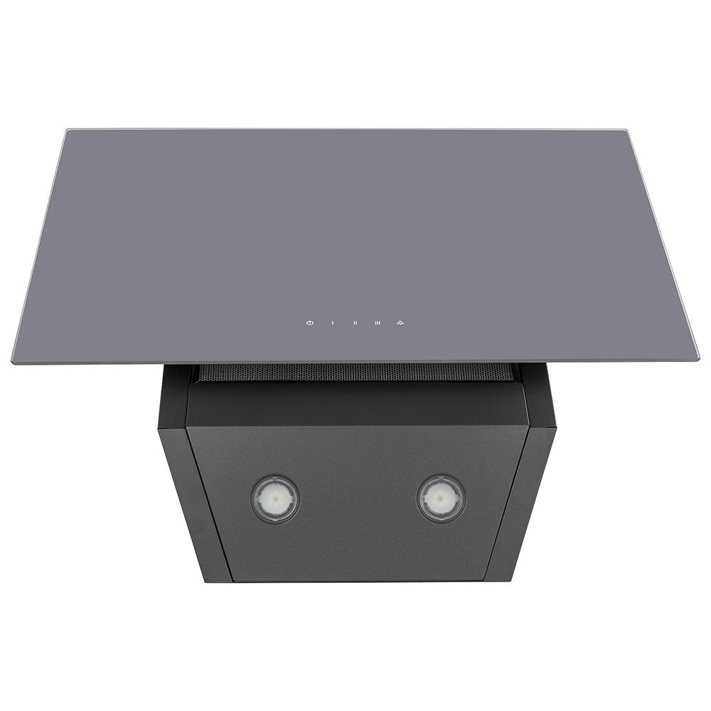 Decorative Incline Hood Perfelli DNS 6422 D 850 GR LED