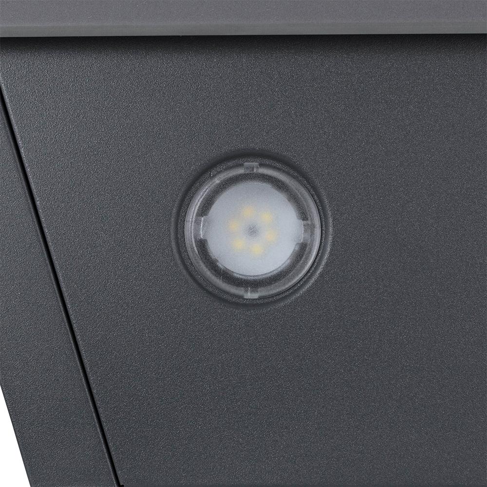 Decorative Incline Hood Perfelli DNS 6452 D 850 GR LED