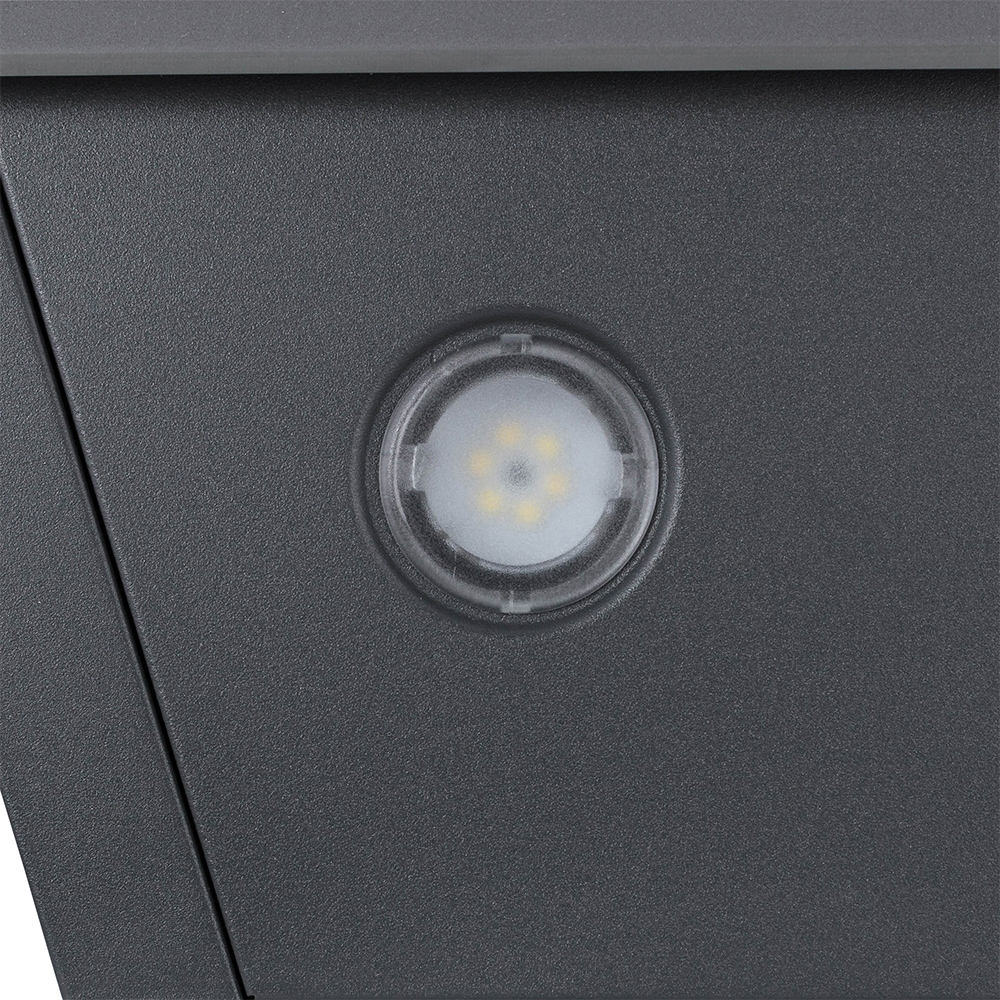 Decorative Incline Hood Perfelli DN 6452 D 850 GR LED
