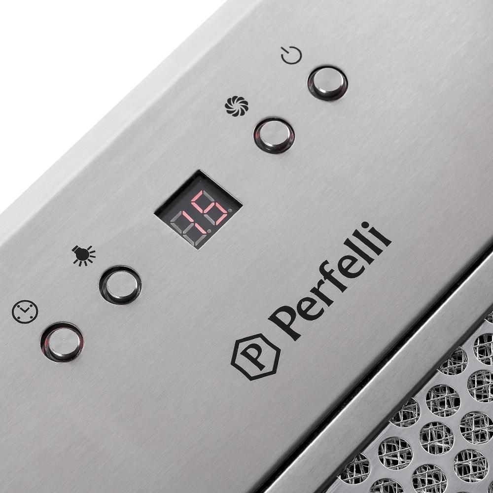 Fully built-in Hood Perfelli BIET 7854 I 1200 LED