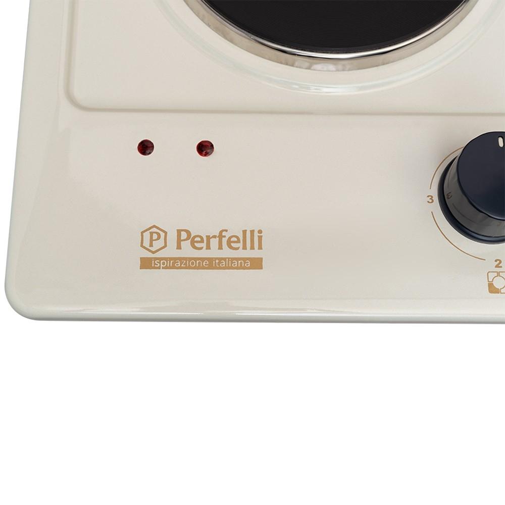 Поверхность электрическая традиционная Perfelli HE 6480 IV