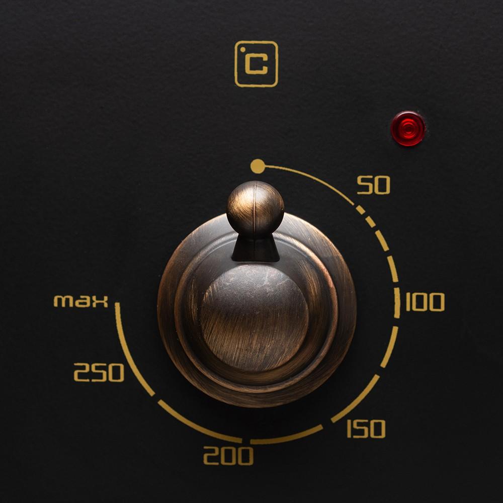 Oven Perfelli BOE 6610 BL RETRO