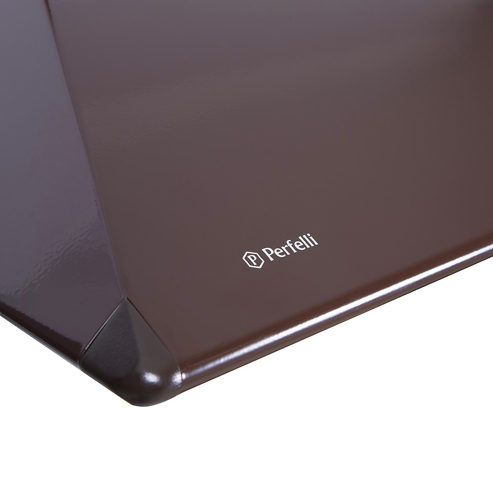 Вытяжка купольная Perfelli K 512 BR LED