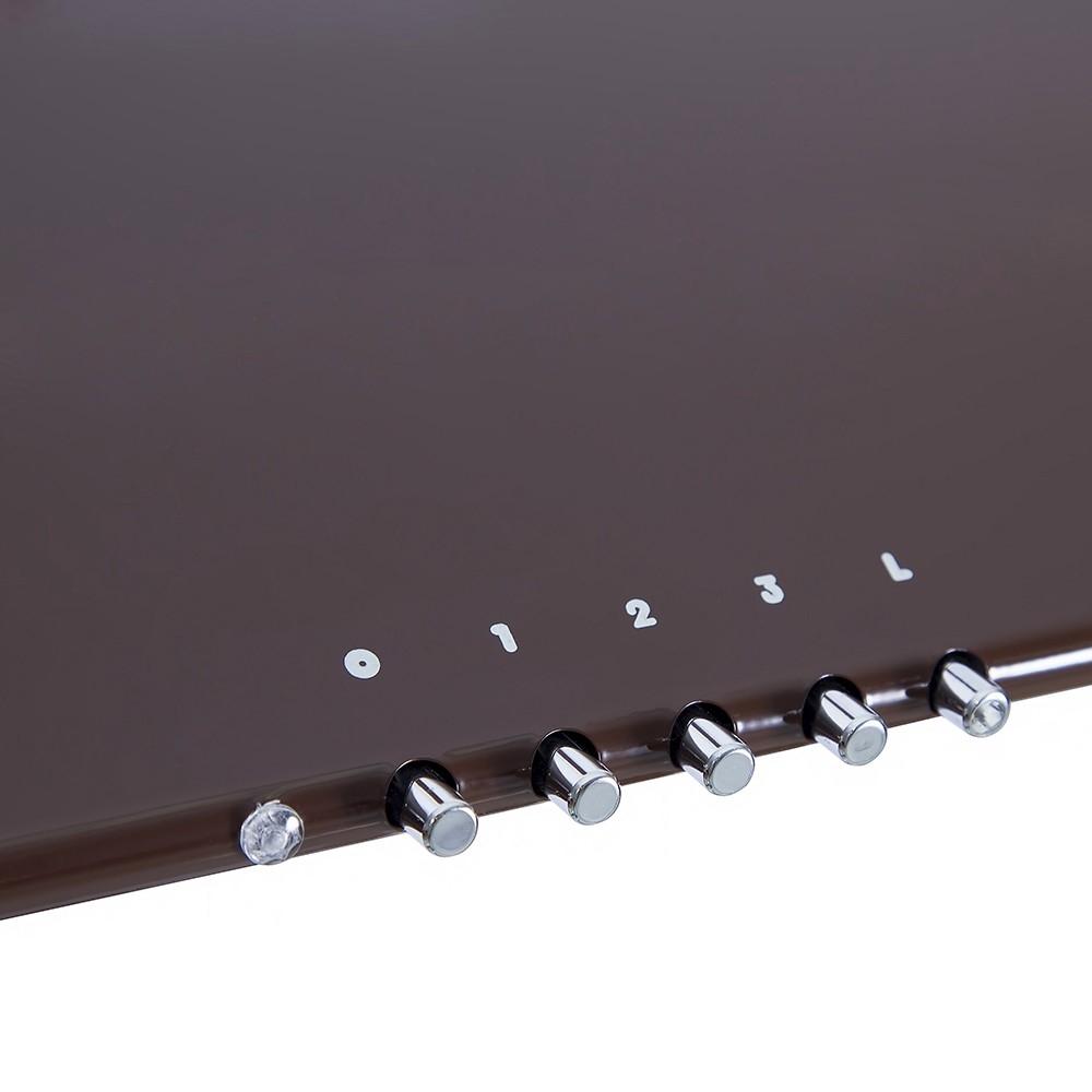 Вытяжка купольная Perfelli K 612 BR LED