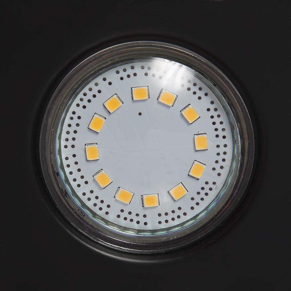 Вытяжка купольная Perfelli K 614 Black Country LED