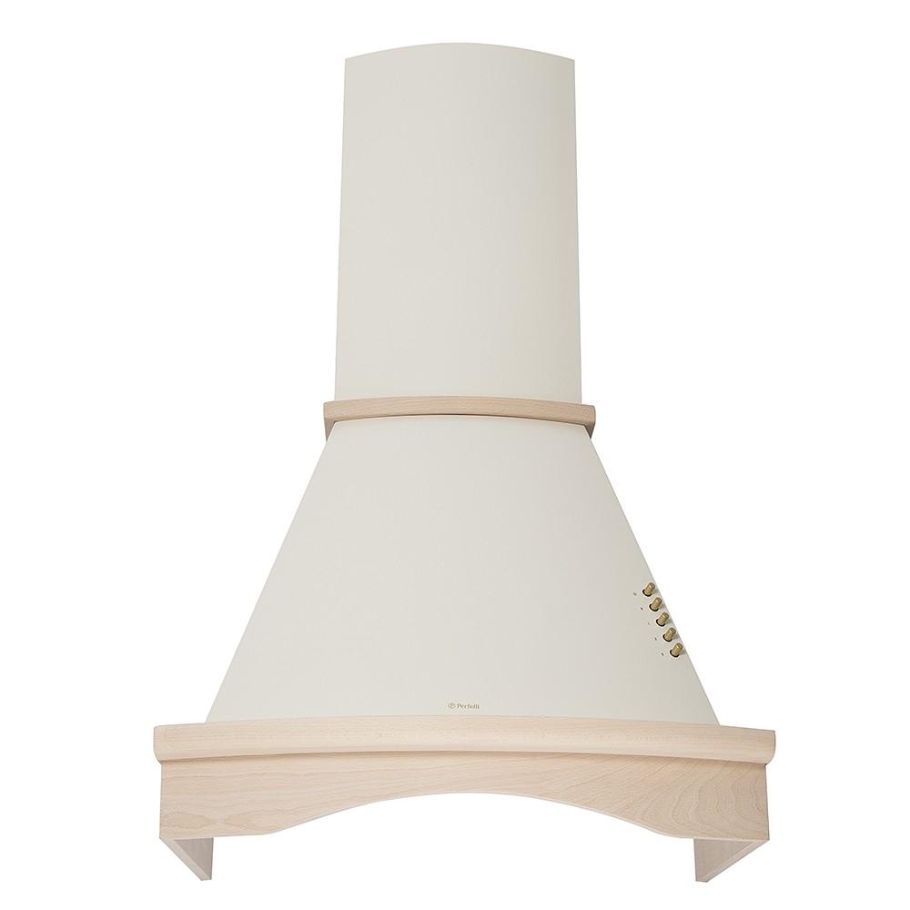 Вытяжка купольная Perfelli K 614 Ivory Country LED