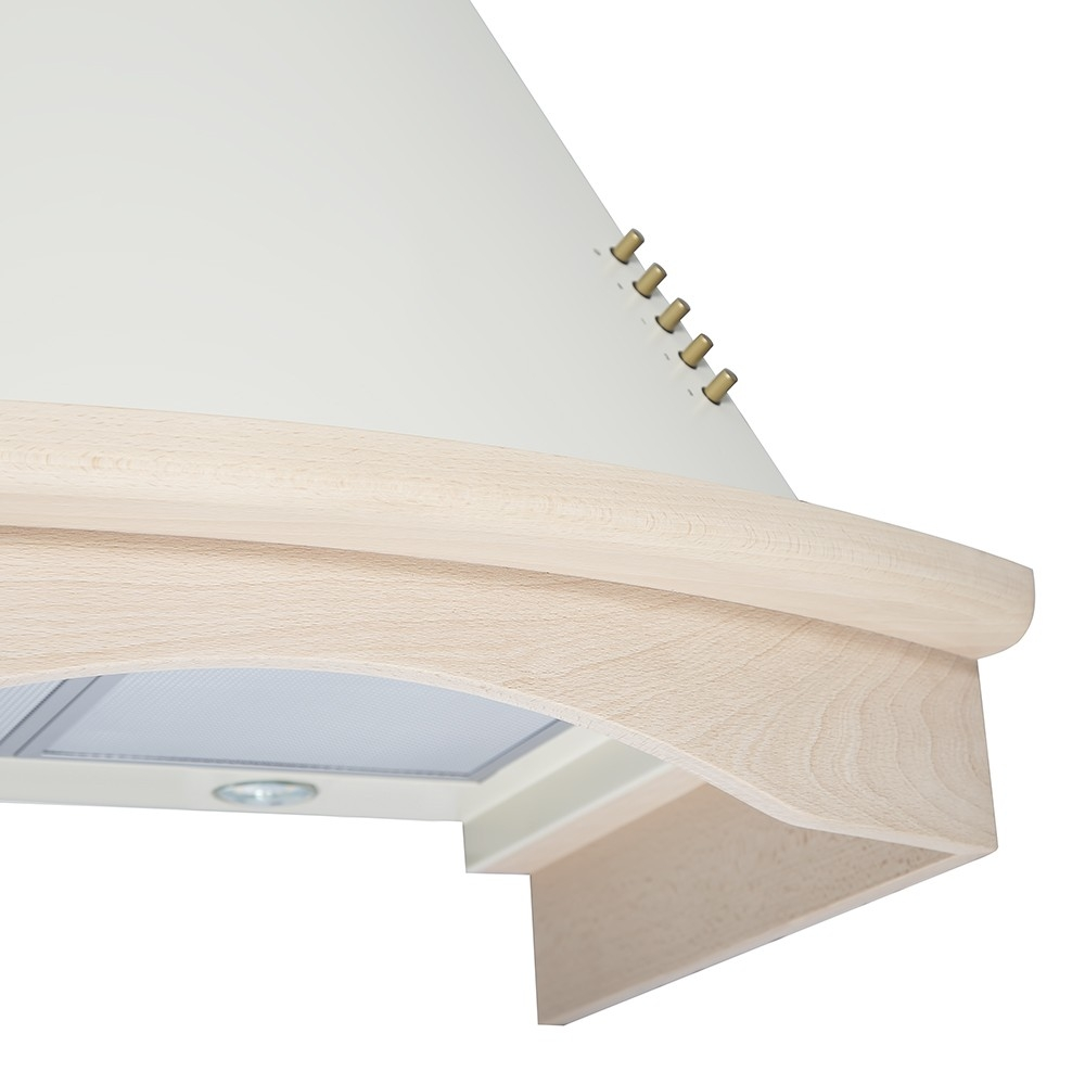 Dome hood Perfelli K 614 Ivory Country LED