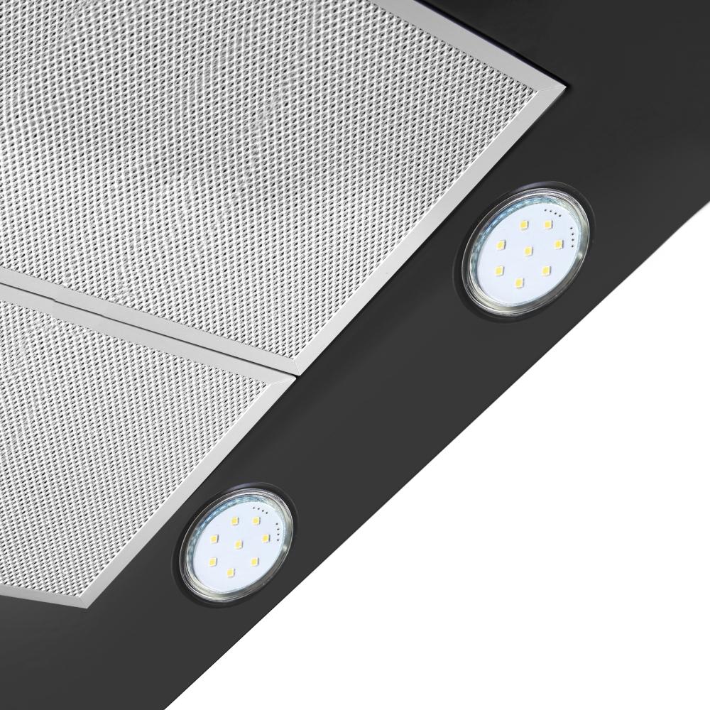 Вытяжка купольная Perfelli KR 6412 BL LED