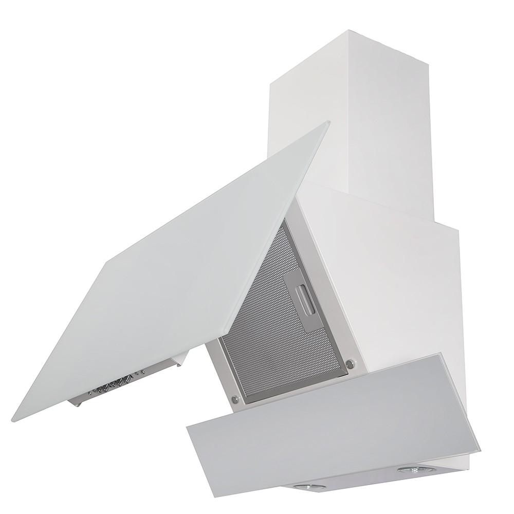 Вытяжка декоративная наклонная Perfelli DN 6322 W LED