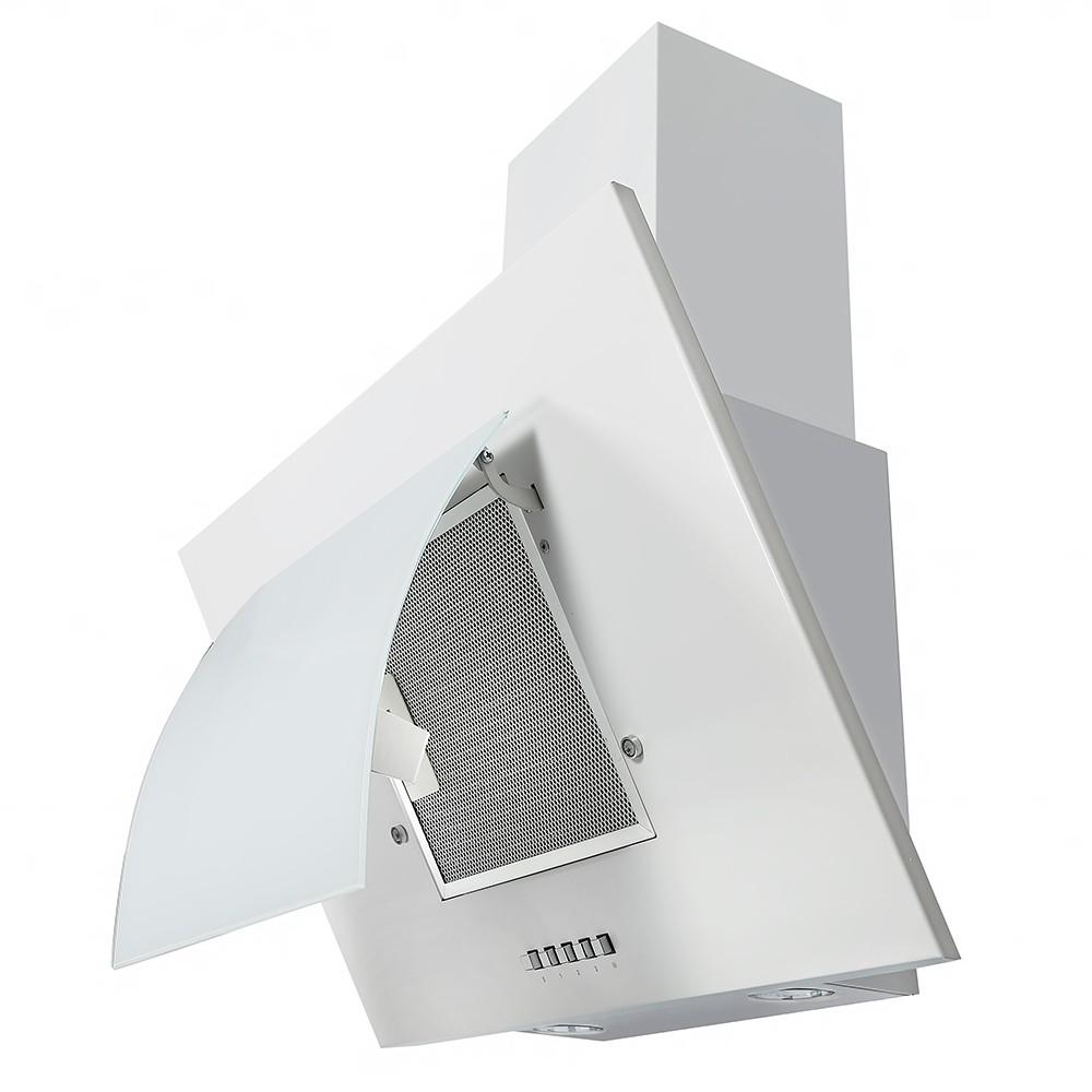Вытяжка декоративная наклонная Perfelli DN 6572 W LED