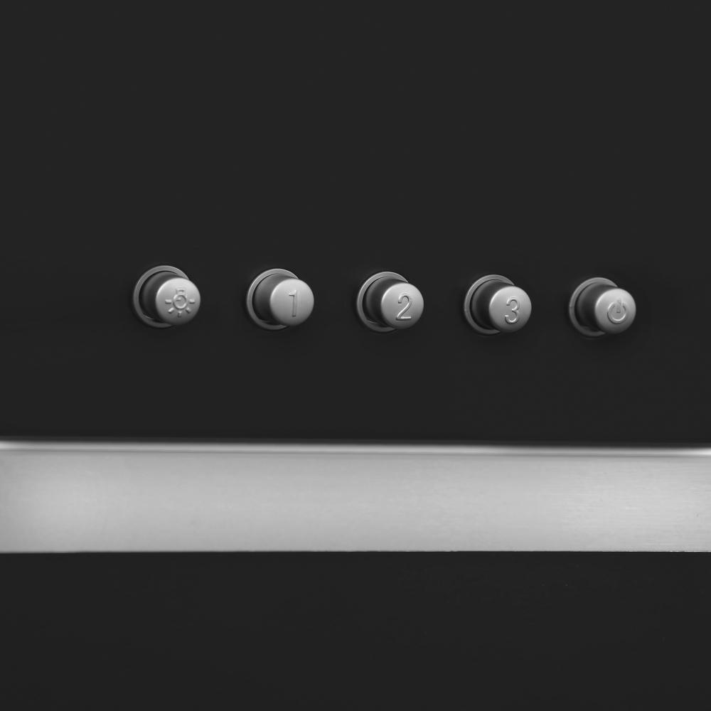 Decorative Incline Hood Perfelli DN 6672 A 1000 BL/I LED