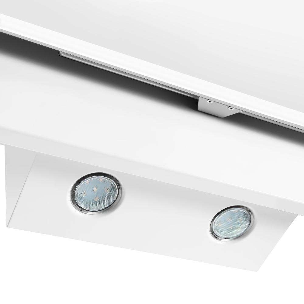 Decorative Incline Hood Perfelli DN 6672 A 1000 W/I LED