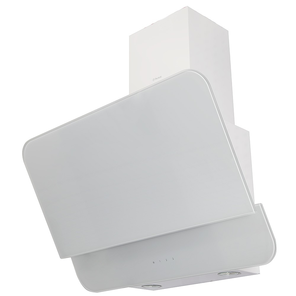 Витяжка декоративна похила Perfelli DNS 6114 W LED