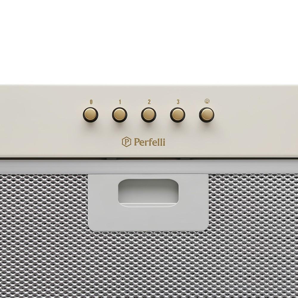 Вытяжка полновстраиваемая Perfelli BI 6812 IV LED
