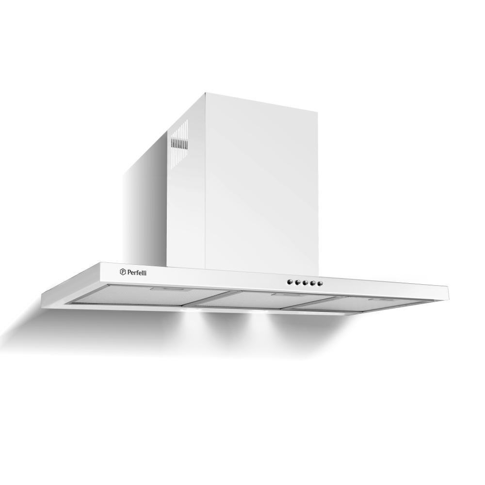 Hood decorative T-shaped Perfelli T 9612 A 1000 W LED