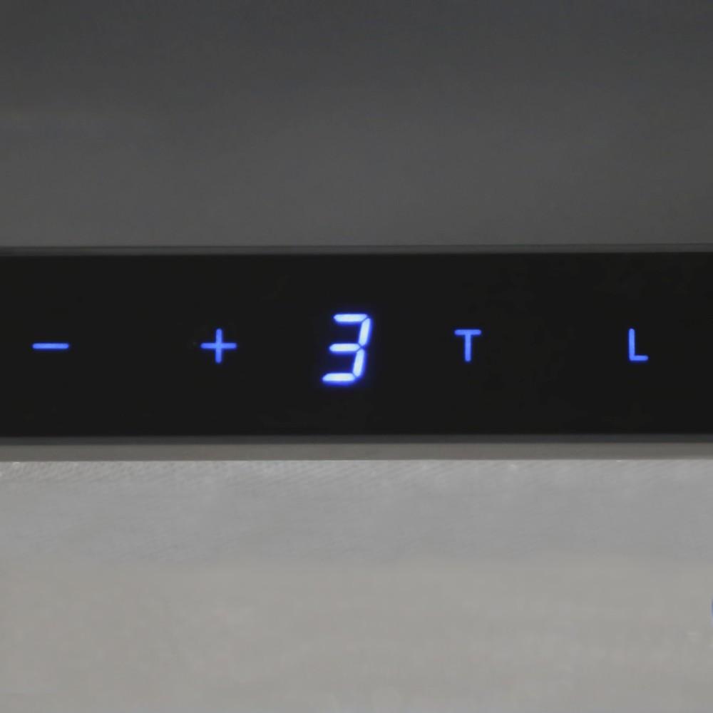 Telescopic hood Perfelli TLS 6632 BL LED