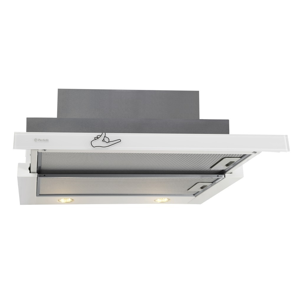 Hood telescopic Perfelli TLS 6832 W LED