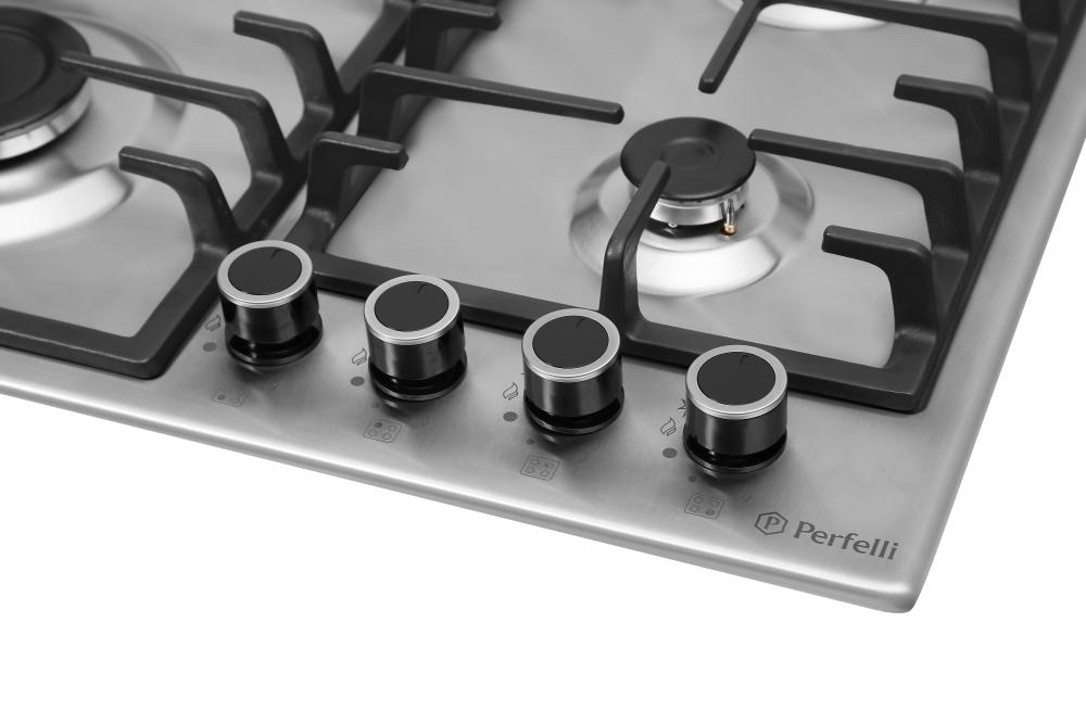 Поверхность газовая на металле Perfelli HGM 61423 I
