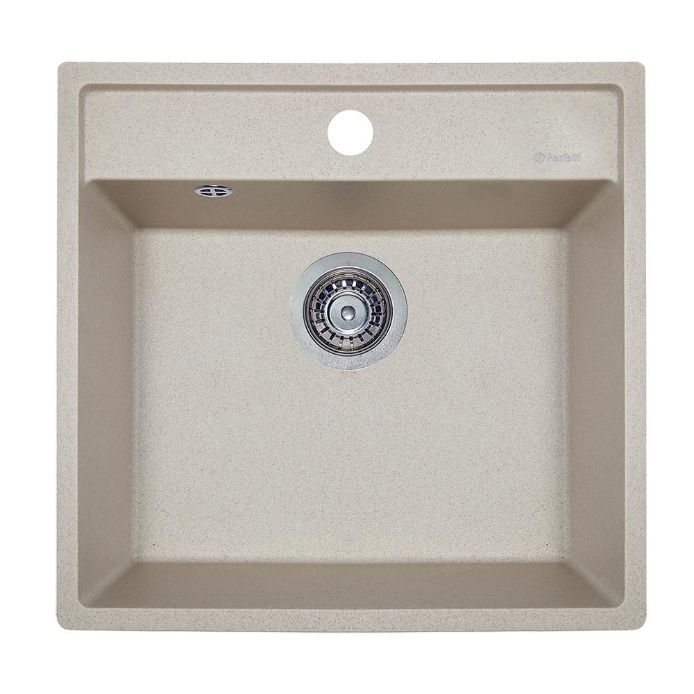 Lavello da cucina in granito Perfelli ESOTTO PGE 10-50 SAND