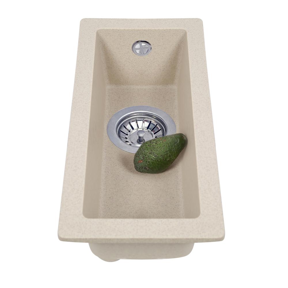 Granite kitchen sink Perfelli ESTO PGE 10-22 SAND