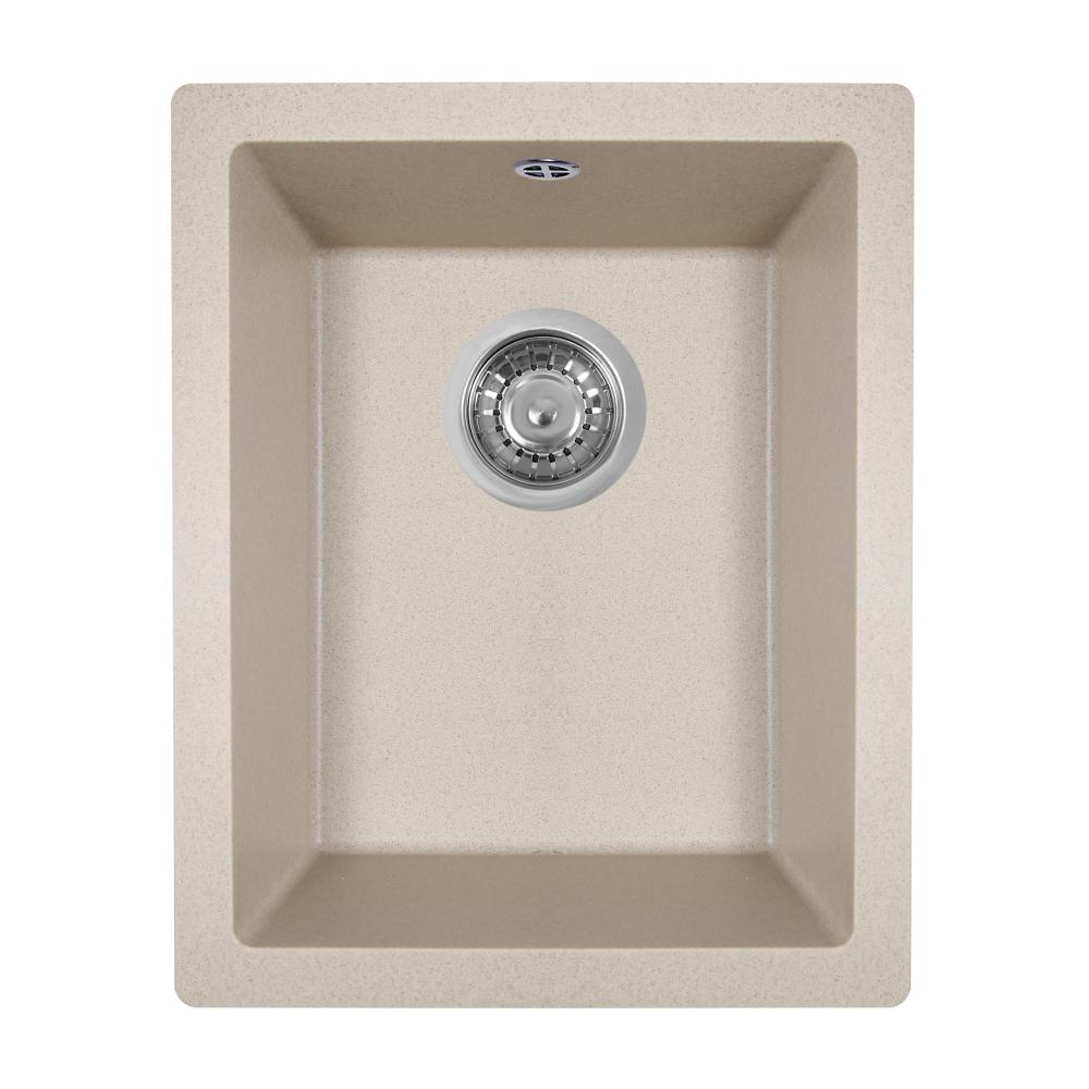 Granite kitchen sink Perfelli ESTO PGE 10-38 SAND