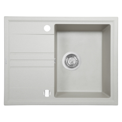 Granite kitchen sink...