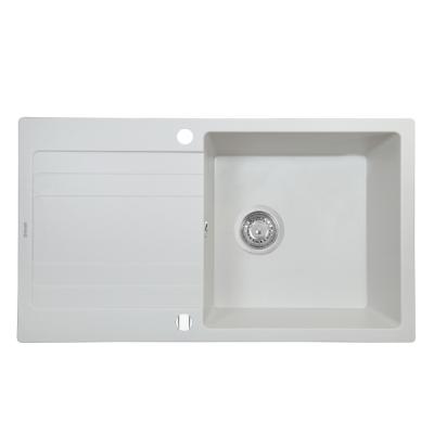 Granite kitchen sink...
