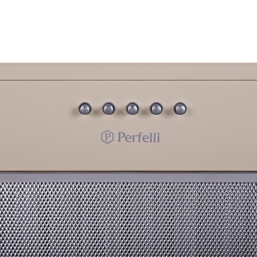 Вытяжка полновстраиваемая Perfelli BI 6011 A 550 IV