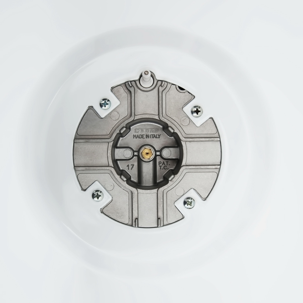 Gas Surface On Metal Perfelli HGM 61623 WH
