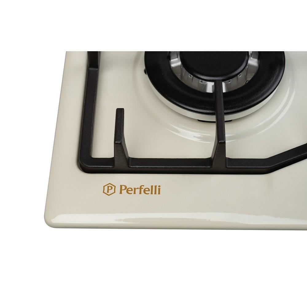 Поверхность газовая на металле Perfelli HGM 61629 IV RETRO