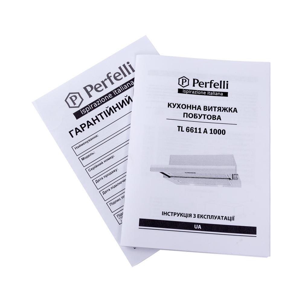 Вытяжка телескопическая Perfelli TL 6611 IV