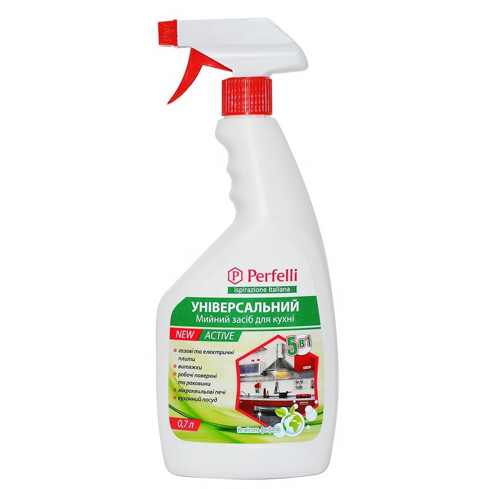 Универсальное моющее средство для кухни 5 в 1 Perfelli